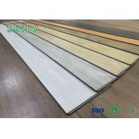 China Bathroom SPC Rigid Core Vinyl Flooring With Variety Of Looks / Textures And Styles on sale