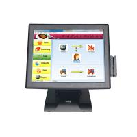 Quality 15 Inch All In One Pc Pos Terminal Pos System Touch Screen Cash Register With MSR POS2119 for sale