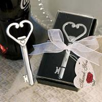 Quality Zinc Alloy Metal Anniversary Gifts Heart Shaped Bottle Opener Custom Logo Accepted for sale