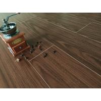 Buy Crystal Surface Brown Bamboo Floor Tiles Wear Resistant For House Decoration at wholesale prices
