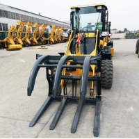 Quality 2.5 Tons Four Wheel Loader Truck With Hydraulic System for sale