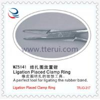 Quality Ligation Placed Clamp Ring TR-IO-317 for sale