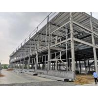 Quality Durable Q345B Workshop Steel Structure With High Strength Bolt & Screw for sale