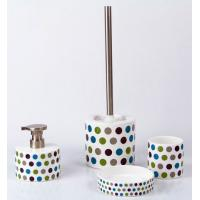 Best 6pcs ceramic bathroom accessories SYBC0071~0075 wholesale