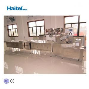 Quality Programmed 360bags/Min Twist Packing Machine For Chocolate Bar for sale