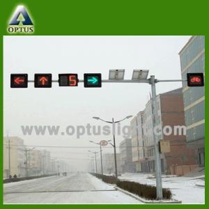 China Solar led traffic light, solar traffic signal, solar traffic light system on sale