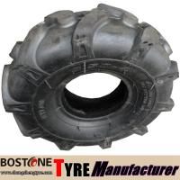 China BOSTONE good quality 3.50-4-4PR R1 TT type micro farming machine tyres and wheels rotary tillers tires for sale on sale