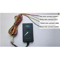Buy cheap GPS Tracker For Motorcycle from wholesalers