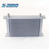 Quality Durable Racing Automotive Oil Coolers 25 Row For Modified Street Vehicles for sale
