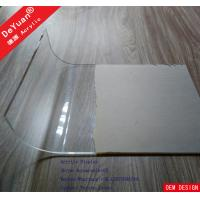 China Clear Acrylic Display Stands Display Case Plastic High Polish on sale