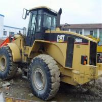 Quality Hot top selling used caterpillar 966G wheel loader, cat loader for earth moving for sale