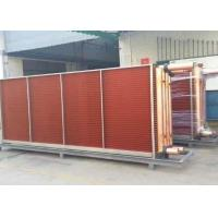 Quality Microchannel aluminum heat exchanger more friendly  to recycle for sale
