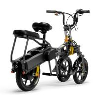 China EEC Disc Brake 70km Range  250W Foldable Electric Road Scooter for sale