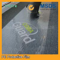 China High Adhesive PE Protective Film For Cars And Residential Carpet Surface on sale