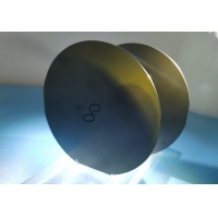 China 4 Inch Grade 4H-N 1.5mm SIC Silicon Carbide Wafer for sale
