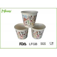 China 12oz Eco Friendly Disposable Soup Bowls Food Grade 100% Virgin Cardboard Materials on sale
