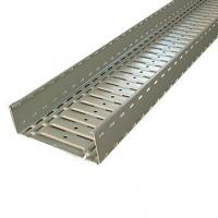 Quality Fire - proofing Alkalescency Resistant pvc cable trunking for installation works for sale