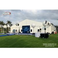 China 5000 People Aluminum Large Outdoor Tents for Sale , 50x100m Large Event Tent for Parties on sale