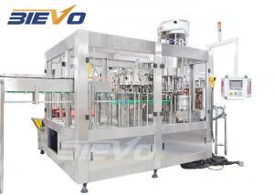 Quality 8000bph 200ml 380V Carbonated Soft Drink Filling Machine for sale