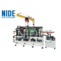 Quality Horizontal Motor Stator Winding Forming Machine With Auto Feeding Device for sale