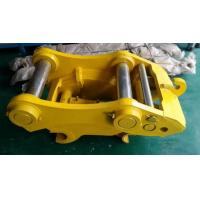 Quality Q345 Steel Excavator Quick Coupler Heavy Duty Type For Mini Excavator for sale