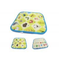 Buy cheap Small Baby Picnic Mat , Outdoor Picnic Mat With Peva Waterproof Backing from wholesalers