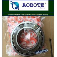 Buy Double Row Spherical Roller Bearing Germany FAG 22215 E1 ISO CE at wholesale prices