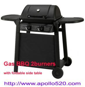 China 2 Burner Gas BBQ Grill on sale