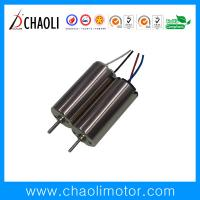 Quality 8mm 3.4V High Speed Coreless DC Motor 0816 for Quadrocopter And Game Console for sale