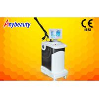 Quality Co2 Fractional Laser acne scar removal and Vaginal Tighte F7 vertical model machine with RF tube for sale
