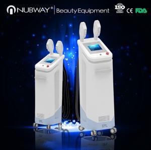 Quality Big Spot Intensity Pulse Light Super IPL SHR Laser Epilation Machine for sale