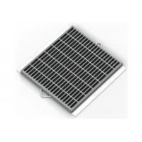 Quality Parking Lots Steel Driveway Grates Grating Pressure Welded Eco Friendly for sale