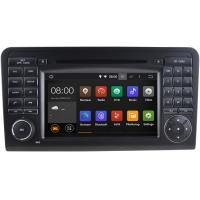 Quality SD USB GL X164 Mercedes Benz Radio GPS Vehicle DVD Player 2006 - 2012 for sale