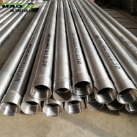 Quality Hot sell OASIS stainless steel ASTM A358 pipe casing and tubing for sale