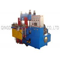Quality Fully Automatic PLC Control Rubber Vulcanizing Press Machine With Auto Mold Opening System for sale