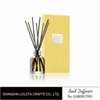 Quality Promotional Home Reed Diffuser Colorful Folding Box Packing For Residential Ornaments for sale