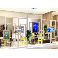 Quality Wireless Video Wall Digital Signage / Digital Signage Monitor Display for sale