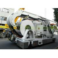 Quality High Reliability Hydraulic Mobile Crane Box Boom Design For Lifting Cargoes for sale