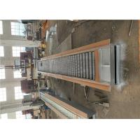 Quality Clog Free Sewage Screening , Headworks Bar Screen For Mixer Treatment Plant for sale