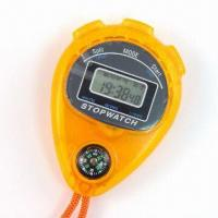 Quality LCD Stopwatch with Compass and Different Colors Available for sale