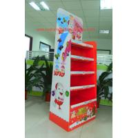 Best Chocolate Cardboard Retail Displays supermarket point of sale display wholesale