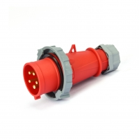 Quality Single Phase Inverter 415V 100 Amp Pin Sleeve Connector for sale