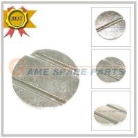 Quality Stainless steel double grooves coin(25*1.85) for sale