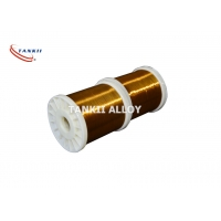 Quality Constantan 180 Class Polyester Enamelled Wire Insulated for sale