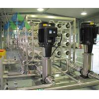Quality Pharmaceutical Pure Water Equipment / Distilling Water For Injection for sale