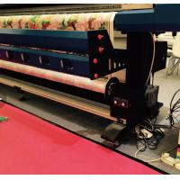 1.8M Flex Banner Eco Solvent Printer from A-Starjet in 2 pcs DX7 Head