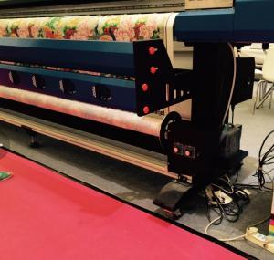 Best 3.2M A-Starjet 7703L Soft PVC Ceiling Film Eco Solvent Printer with 3 pcs DX7 Head wholesale