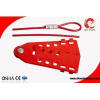 China Universal ECONOMIC Adjustable Stainless Steel Cable  Lockout easy to use on sale