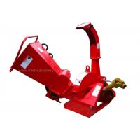 Quality BX42R PTO Driven Wood Chipper Shredder 4 Reversible Blades With Hydraulic System for sale