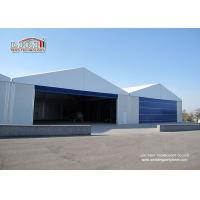 China Heavy Duty Industrial Storage Tents / Flame Retardant Tent 15M X 30M on sale